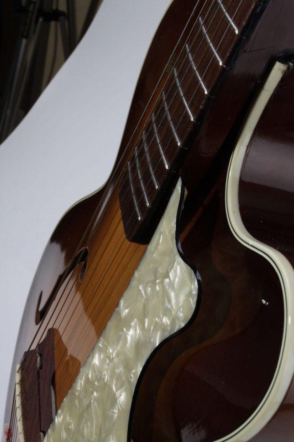 Höfner 450 Jazzgitarre 60er Jahre