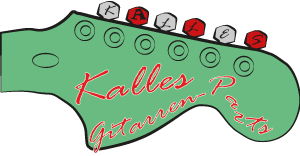 Kalles Gitarrenparts