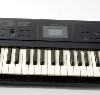 Casio VZ-1 Cult-Synthesizer Flagschiff von 1988