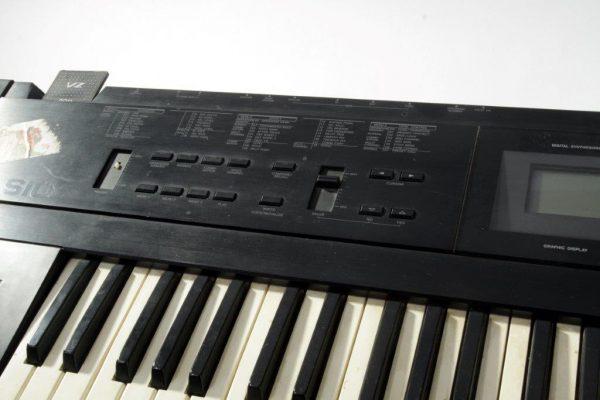 Casio VZ-1 Cult-Synthesizer Flagschiff von 1988