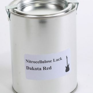 Nitrolack rot deckend