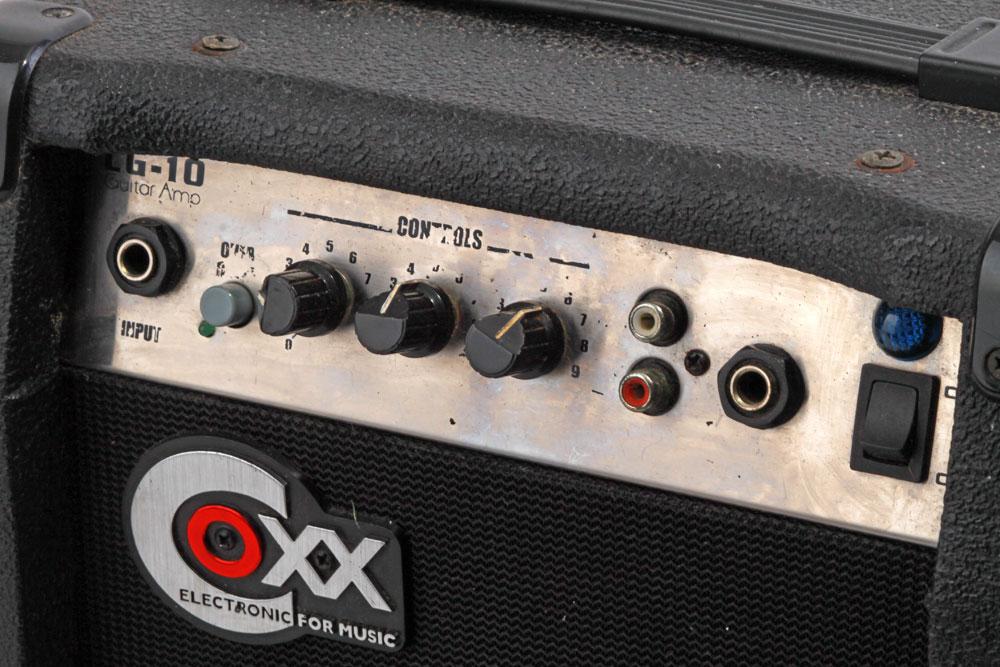 coxx gitarrenverst rker kalles gitarrenparts. Black Bedroom Furniture Sets. Home Design Ideas