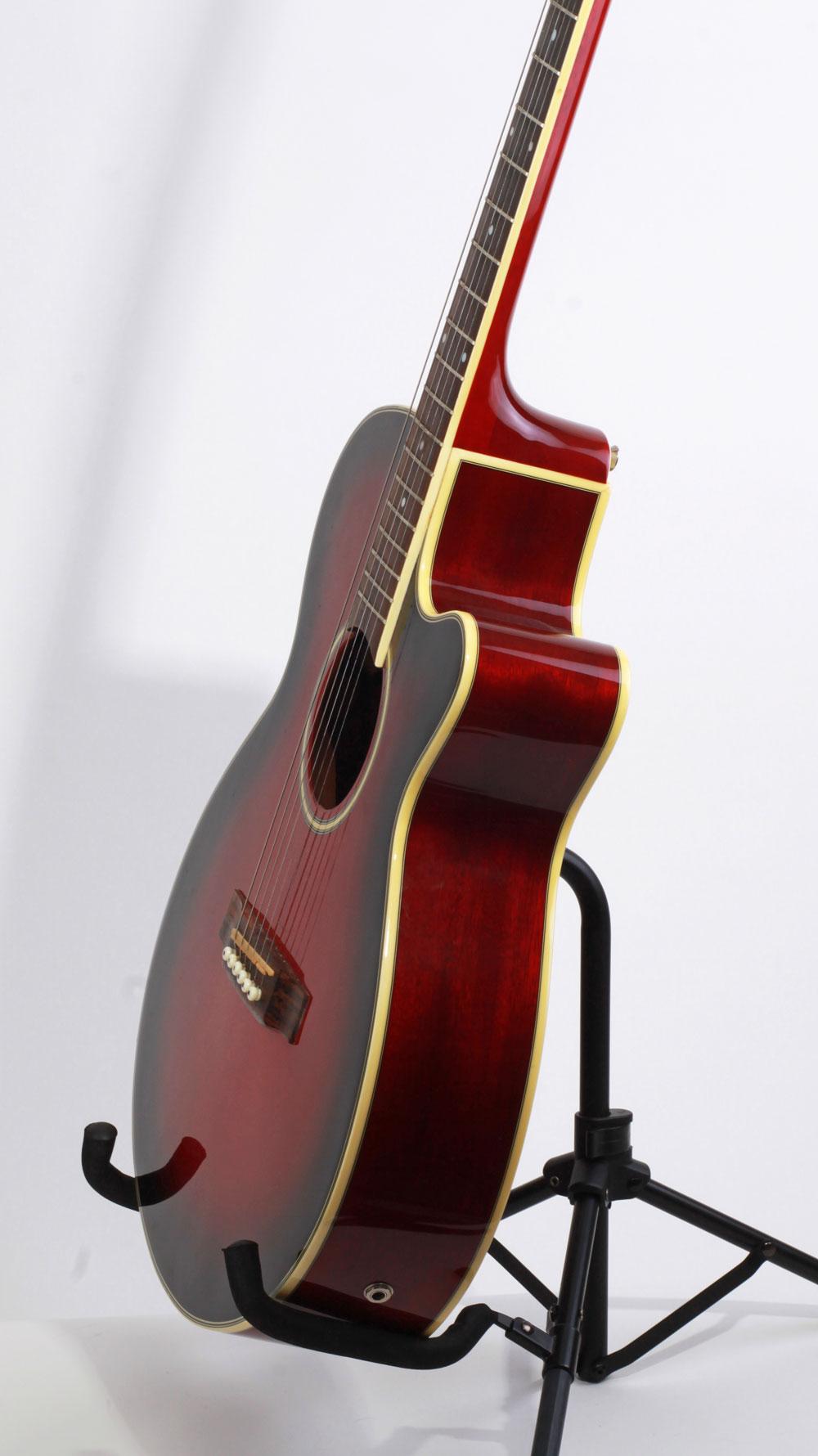 jj westerngitarre kalles gitarrenparts. Black Bedroom Furniture Sets. Home Design Ideas