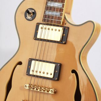 Weller Les Paul Hollowbody