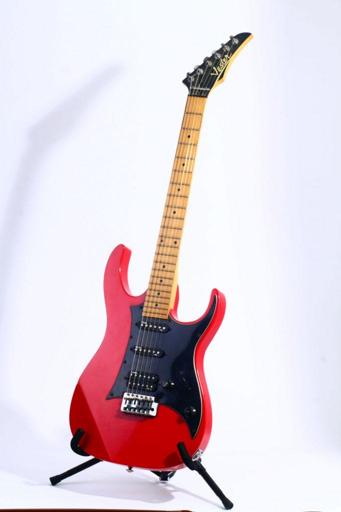 Verdatiert koreanische Epiphone-Gitarren