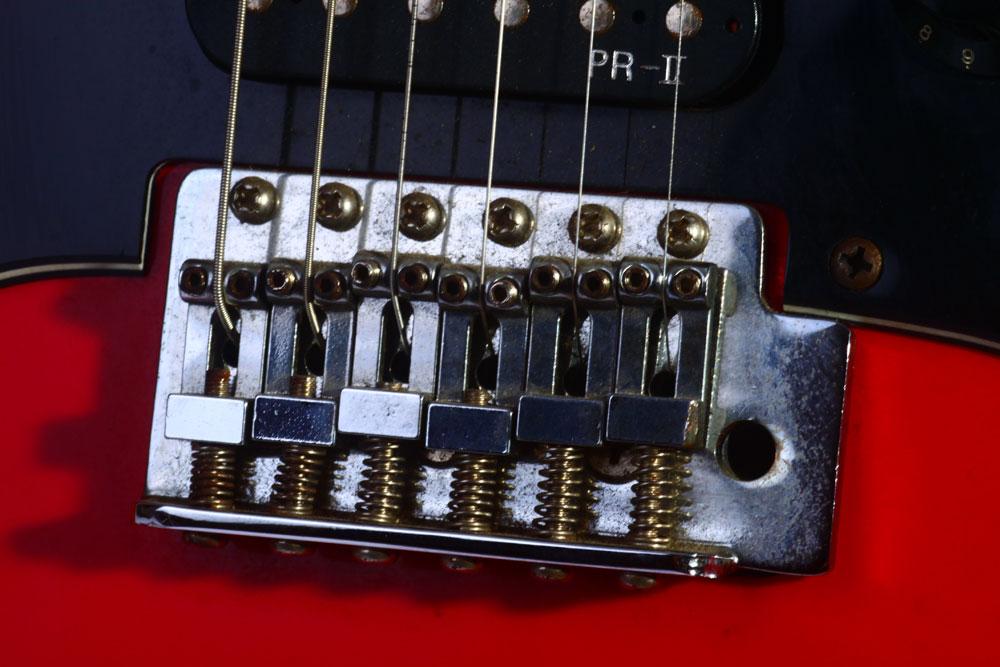 Vester Powerstrat E-Gitarre