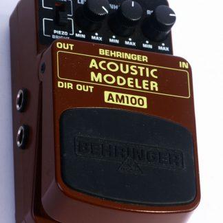 Akustik-Modeler Behringer AM 100 – gebraucht