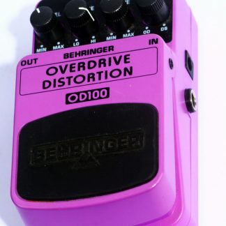 Overdrive Distortion Behringer OD-100
