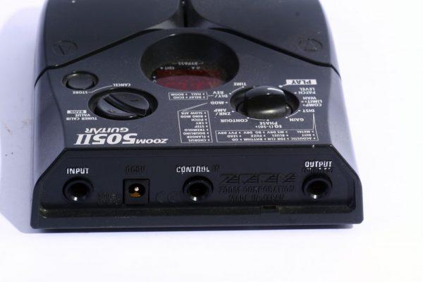 Zoom Multi-Effektpedal 505 II – gebraucht