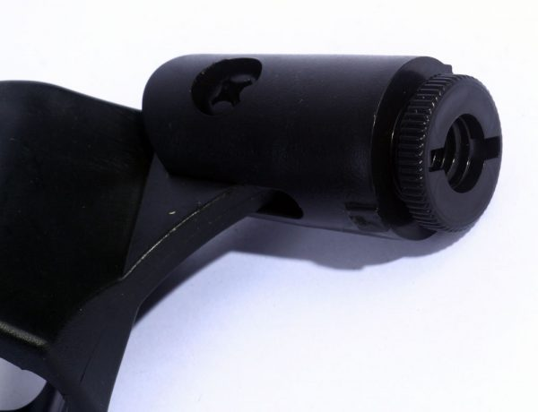 Mikrofonhalter für dynamische Mikros