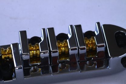 LP-Rollenbrücke chrom oder schwarz