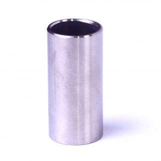 Slide-Rohr Bottleneck aus Edelstahl