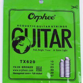 Orphree Akustiksaiten 10er