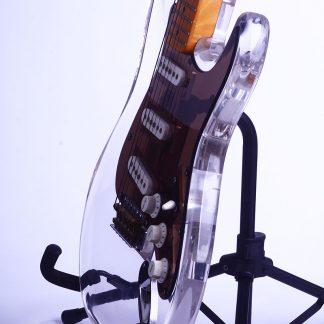 Acryl-E-Gitarre