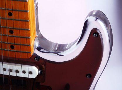 Acryl-E-Gitarre Strat