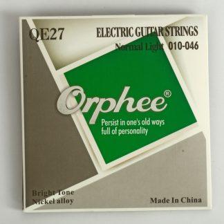 Orphee E-Gitarren-Saiten Nickel 8er-11er