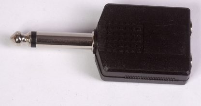 Klinkenstecker-Y-Adapter