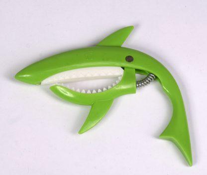 Kapodaster-Hai-grün